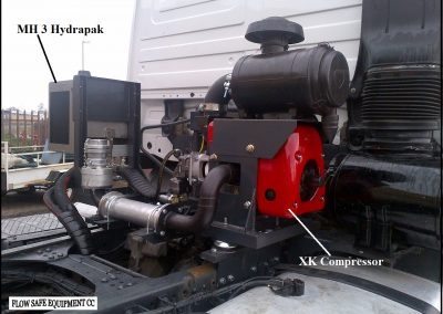 07 - XK Compressor Hydraulic Drive