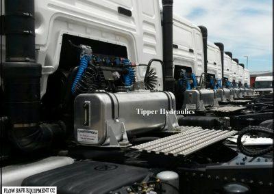 08 - Tipper Hydraulics