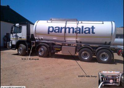 09 - M H 3 Hydrapak & OMPS Milk Pump